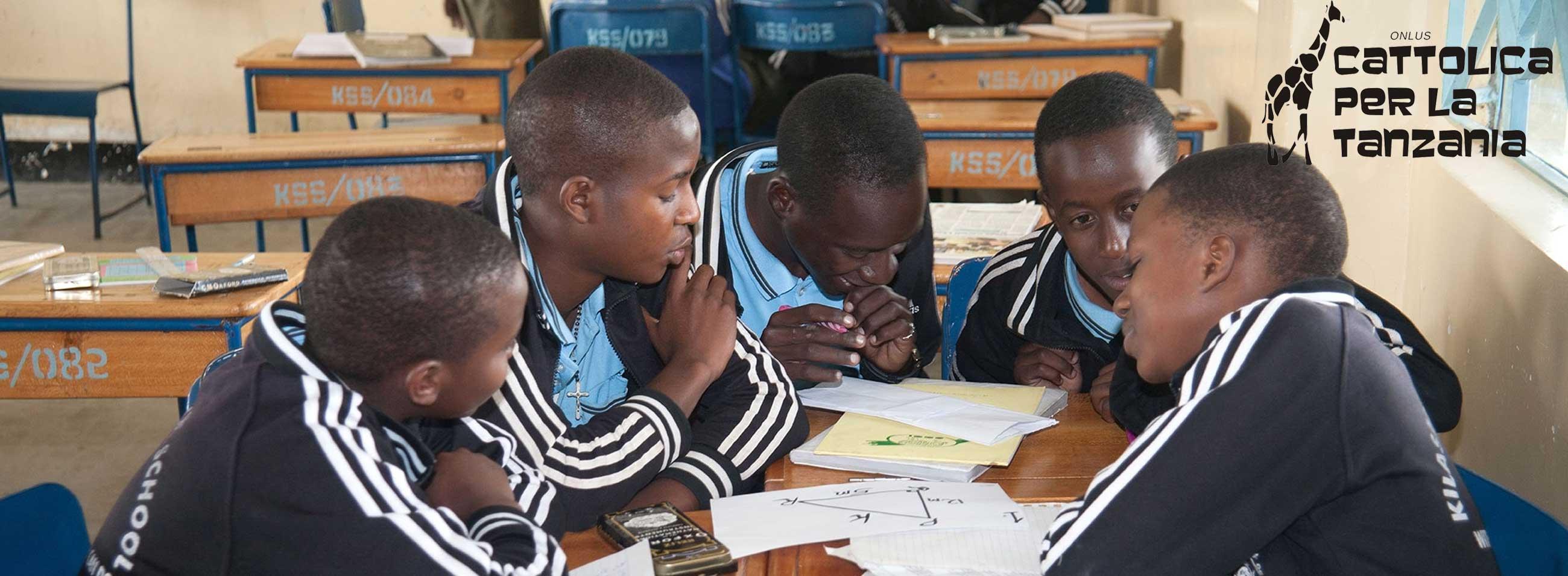 Studenti di Cattolica per la Tanzania