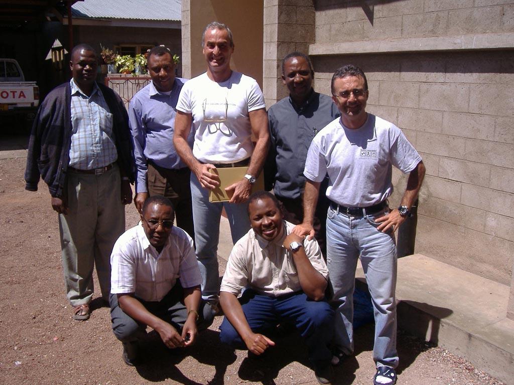 2007.09 – 1° Viaggio in Tanzania